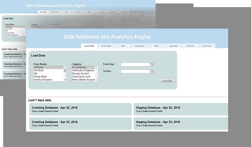 Deposit Rate Analytics - Zivanta Analytics