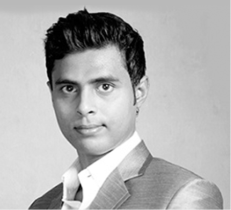 Anurag Bose: UI Designer - Zivanta Analytics