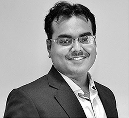 Snehasis Chakraborty: Executive - Data management - Zivanta Analytics