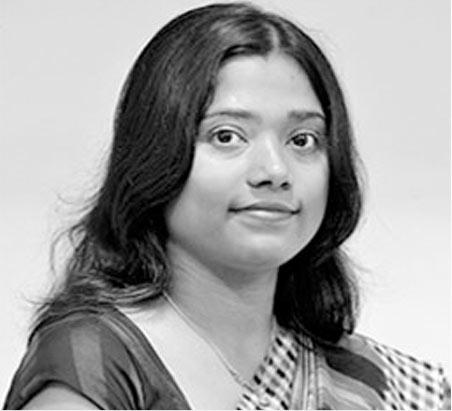 Shrabani Das: Lead Programmer - Zivanta Analytics