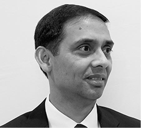Rajat Khater : Executive Vice Present - Zivanta Analytics
