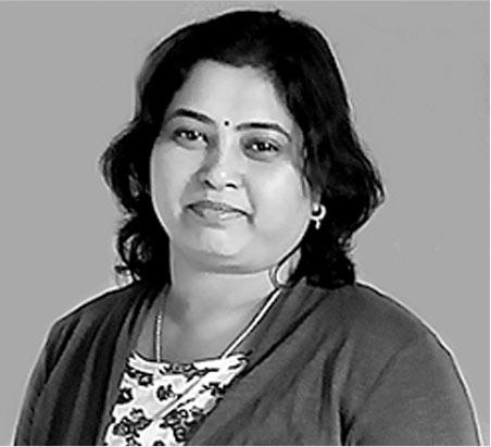 Debarati Mukherjee : Manager - Business Analysis - Zivanta Analytics